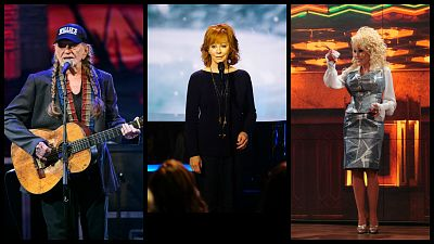 11th Annual ACM Honors To Celebrate Willie Nelson, Reba McEntire, Dolly Parton, And More