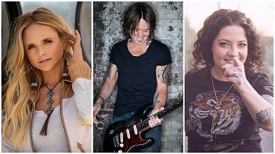 Miranda Lambert, Keith Urban, And More To Perform At 55th ACM Awards