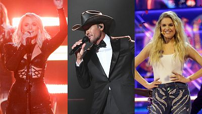 Miranda Lambert, Tim McGraw, Kelsea Ballerini, Maren Morris, Thomas Rhett, And More To Perform At 2020 ACM Awards