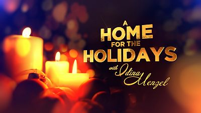 Award-Winning Performers Headline A Home For The Holidays With Idina Menzel
