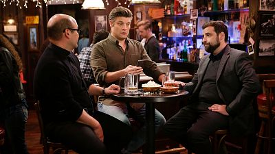 Chip's Smartphone Addiction Proves His Struggle Of Living Biblically Is Real