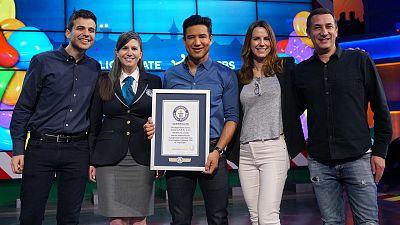 Candy Crush Sets Guinness World Record For Largest Touch Screen Display