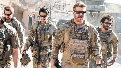 SEAL Team's Most Memorable Missions As Selected By David Boreanaz