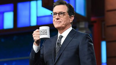 Buy Your Very Own The Late Show With Stephen Colbert Shut Down Mug
