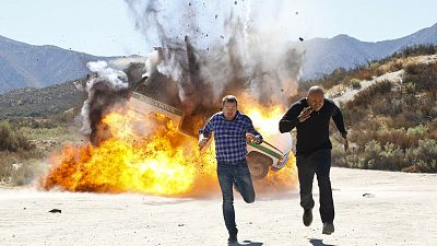Don't Miss The 200th Episode Of NCIS: Los Angeles On Sunday, Nov. 19!