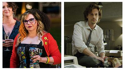 Kirsten Vangsness & Matthew Gray Gubler Interview
