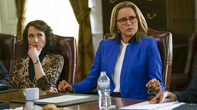An Act Of War Leads Madam Secretary To Brussels