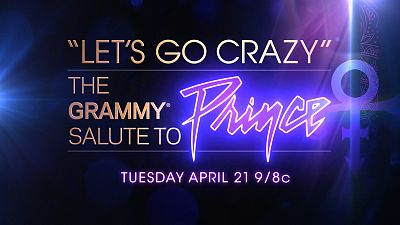 How And When To Watch ​Let's Go Crazy: The GRAMMY Salute To Prince