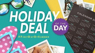 Holiday Deal Of The Day - #FirstDayOfSummer