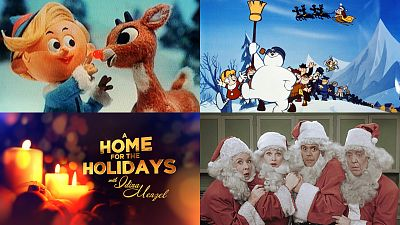 See The Full List Of Holiday Specials And When They Air