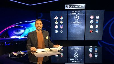 How To Watch The Golazo Show, The All New UEFA Champions League Whip-Around Program