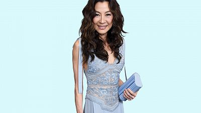 We're Inspired By Michelle Yeoh's Red Carpet Look