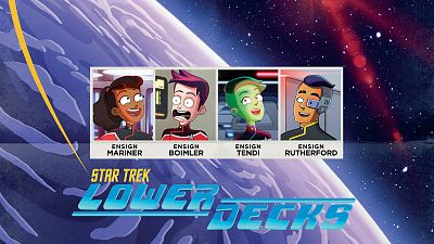 Star Trek: Lower Decks To Premiere August 6 On CBS All Access