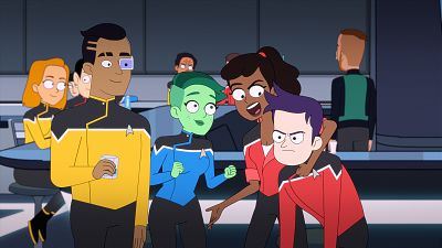 Star Trek: Lower Decks Cast And Creator Talk Characters And Favorite Moments From Season 1
