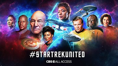Take Part In #StarTrekUnited With Curated Episodes, Support Black Lives Matter Organizations