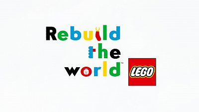 LEGO Rebuild The World Sweepstakes Official Rules