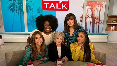 The Talk Returns With New Episodes Monday, March 30