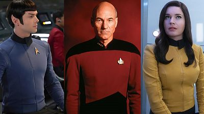 Quiz: What's Your Job on the U.S.S. Enterprise?