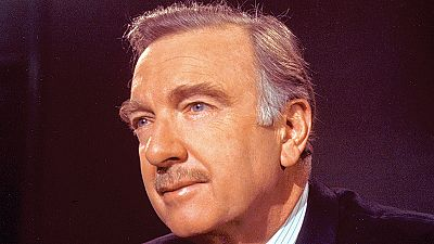 A Look Back At The Legendary CBS Newsman Walter Cronkite