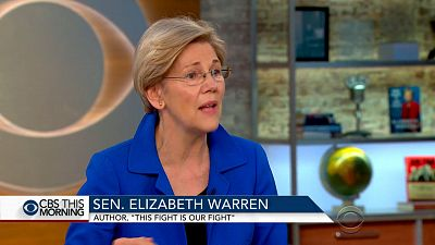 Sen. Elizabeth Warren on middle class challenges, health care