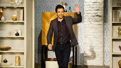 Santiago Cabrera Explains How Salvation Is