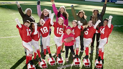 Girl Power: CBS Cares And Girls Inc. Super Bowl PSA