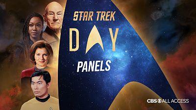 Star Trek Day 2020: All Panels