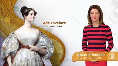 Women's History Month: Ada Lovelace, Amy Sherald, & Fei-Fei Li