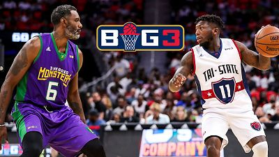 How And When To Watch BIG3 Basketball On CBS All Access