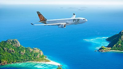 Book Flights With Fiji Airways