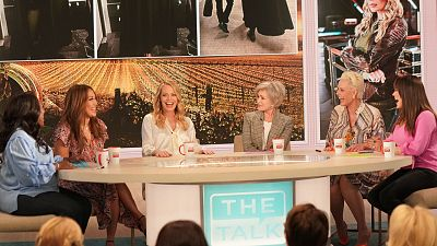 Jeri Ryan Discusses Star Trek: Picard On The Talk