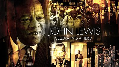 John Lewis: Celebrating A Hero To Honor The Life And Legacy Of A Civil Rights Icon