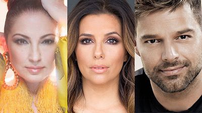 Gloria Estefan, Eva Longoria, Ricky Martin Headline Essential Heroes: A Momento Latino Event