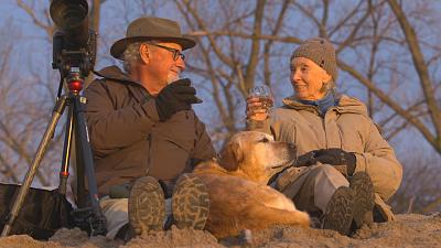 60 Minutes Overtime: Tom Mangelsen & Jane Goodall
