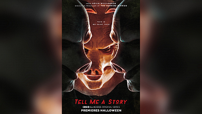 Watch The Official Trailer For CBS All Access' Thriller Tell Me A Story
