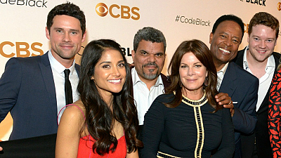 9 Times The Code Black Cast Was The Absolute Cutest