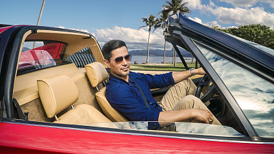 As Magnum P.I., Jay Hernandez Cleans Up Trouble In Paradise