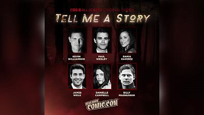 Tell Me A Story Heads To New York Comic-Con 2018