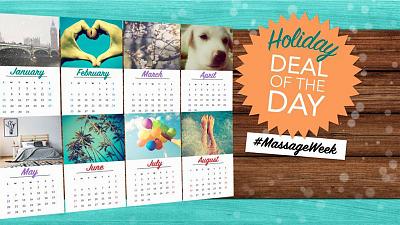 Holiday Deal Of The Day - #EverybodyDeservesAMassageWeek