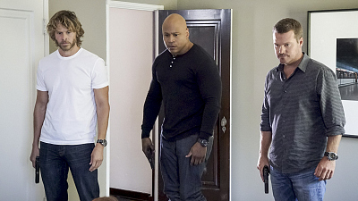 A Murder With International Intrigue On NCIS: Los Angeles