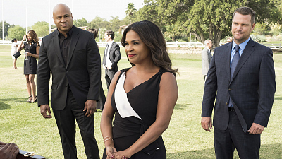 The Team Goes Undercover At A Swanky Charity Event On NCIS: Los Angeles