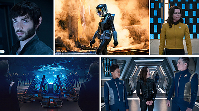 Watch The Official Season 2 Trailer Of Star Trek: Discovery