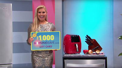 The Price Is Right On Kitchen Must-Haves Sponsored By MorningSave
