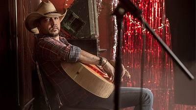 Jason Aldean To Receive ACM Artist Of The Decade Award