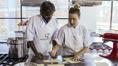 Chef Marcus Samuelsson Sets Off On A Mission In Celebrity Undercover Boss