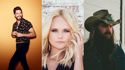 Thomas Rhett, Miranda Lambert, Chris Stapleton & More To Perform