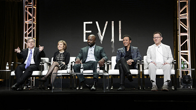 New CBS Drama Evil Confronts Questions That Lurk Between Supernatural And Psychological