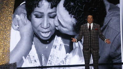 Smokey Robinson To Appear At Aretha! A GRAMMY Celebration For The Queen Of Soul