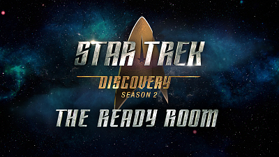 Watch The New Official Star Trek: Discovery Facebook Live Show, The Ready Room, Every Friday