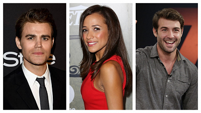 Paul Wesley, Dania Ramirez, James Wolk, And Sam Jaeger Added To Tell Me A Story Cast